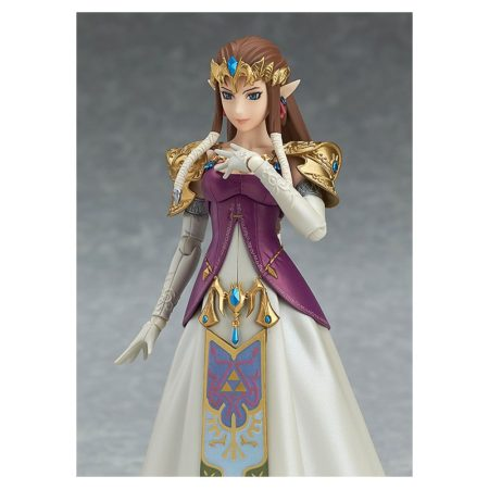 The Legend of Zelda Twilight Princess Figma Action Figure Zelda-3778
