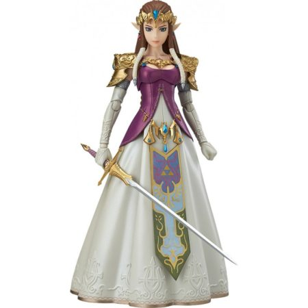 The Legend of Zelda Twilight Princess Figma Action Figure Zelda-0