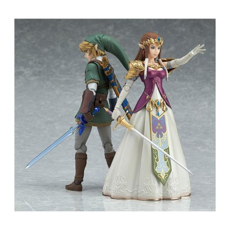 The Legend of Zelda Twilight Princess Figma Action Figure Zelda-3779
