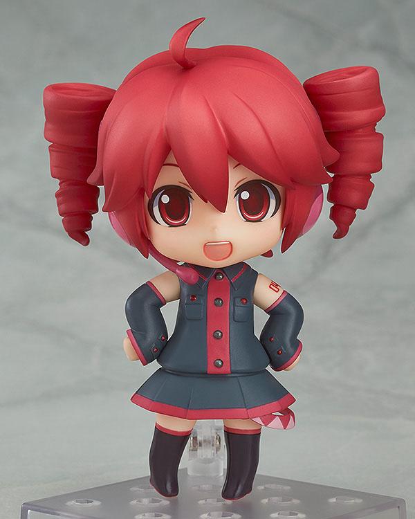 UTAU Nendoroid Action Figure Kasane Teto-0