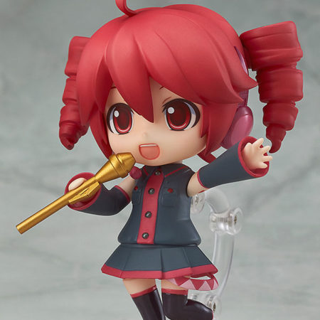 UTAU Nendoroid Action Figure Kasane Teto-3684