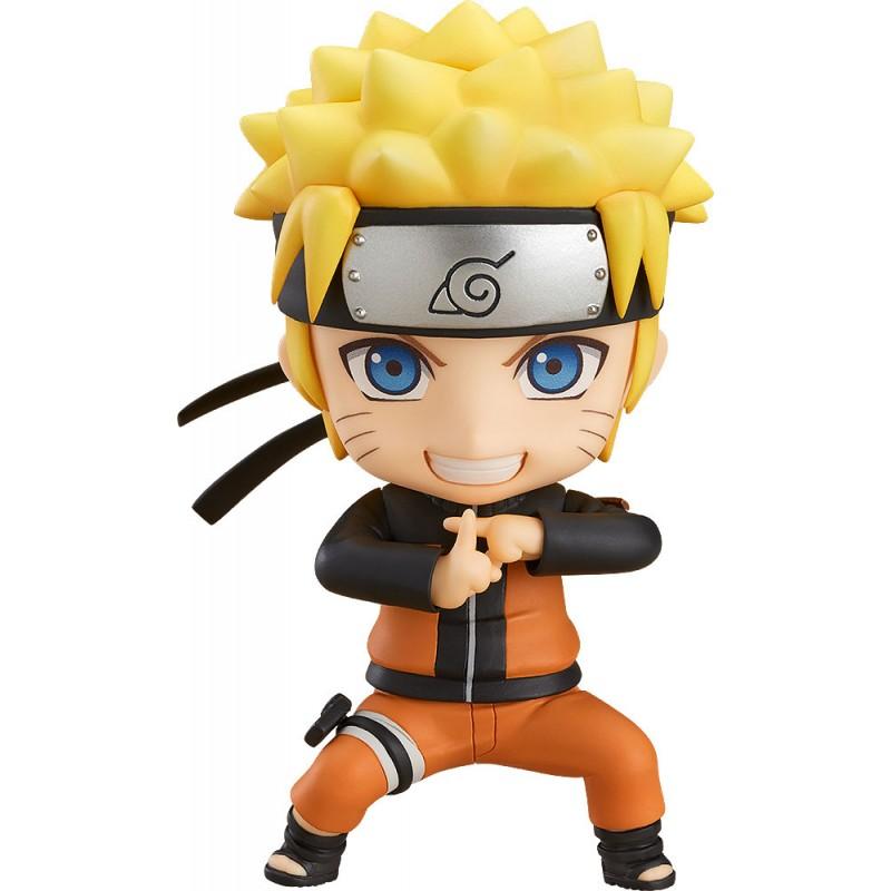 Naruto Shippuden Nendoroid Naruto Uzumaki-0