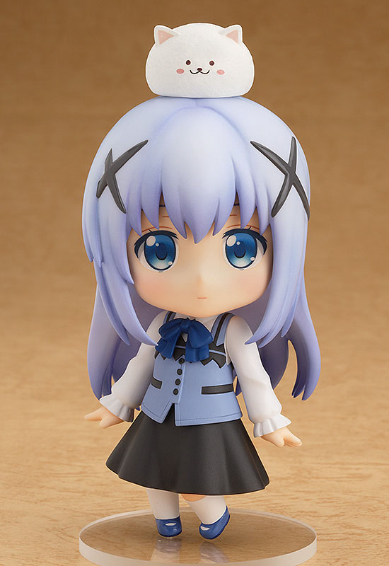 Is the Order a Rabbit Nendoroid Chino-0
