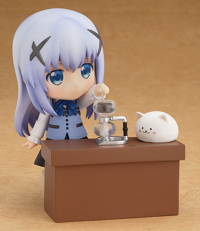 Is the Order a Rabbit Nendoroid Chino-3863