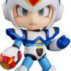 Mega Man X Nendoroid Action Figure Maverick Hunter X Full Armor-0