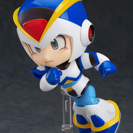 Mega Man X Nendoroid Action Figure Maverick Hunter X Full Armor-3925