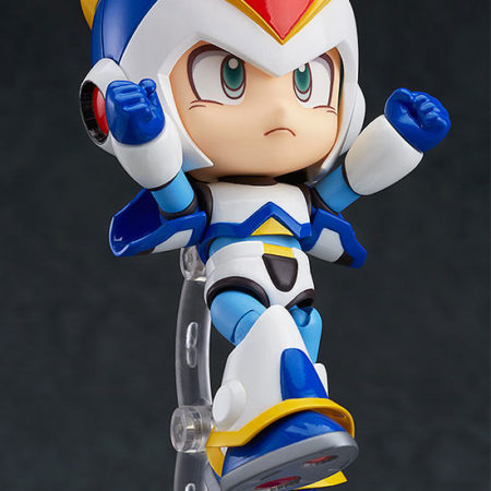 Mega Man X Nendoroid Action Figure Maverick Hunter X Full Armor-3930