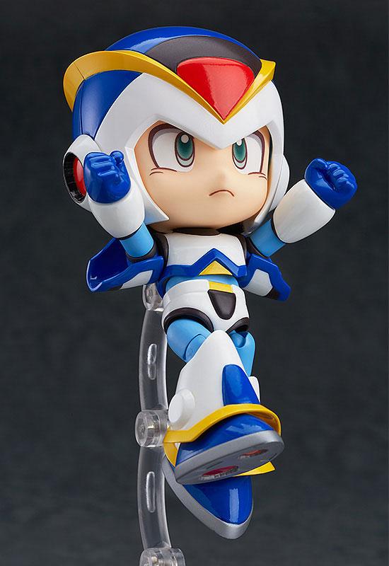 Mega Man X Nendoroid Action Figure Maverick Hunter X Full Armor-3930