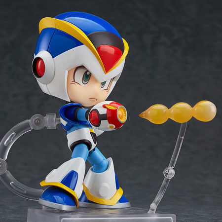 Mega Man X Nendoroid Action Figure Maverick Hunter X Full Armor-3926