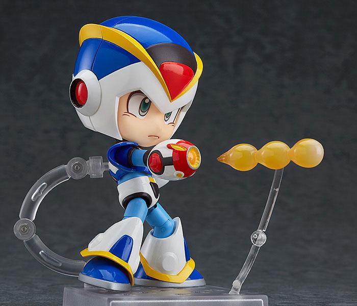Mega Man X Nendoroid Action Figure Maverick Hunter X Full Armor-3926