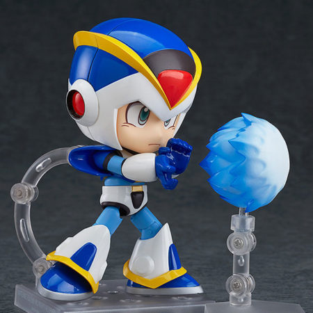 Mega Man X Nendoroid Action Figure Maverick Hunter X Full Armor-3927