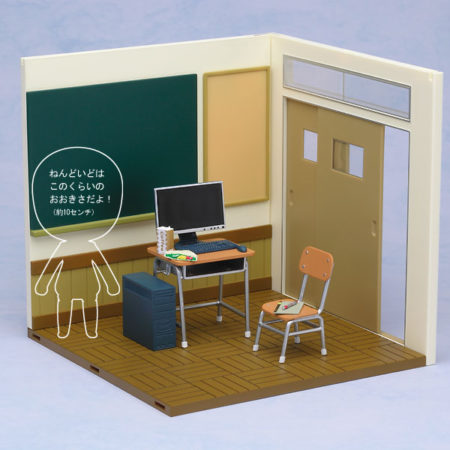 Nendoroid Playset #01: School Life Set B-0