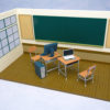 Nendoroid Playset #01: School Life Set B-4067