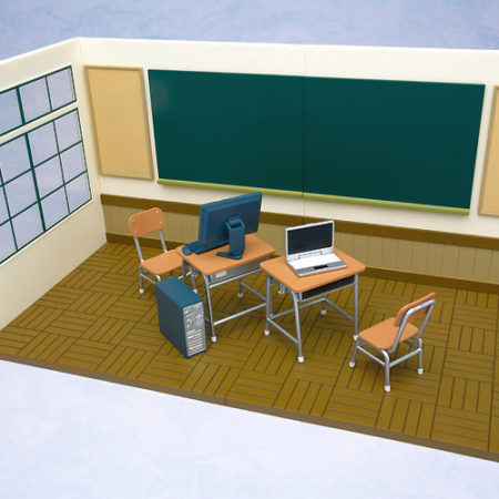 Nendoroid Playset #01: School Life Set B-4067