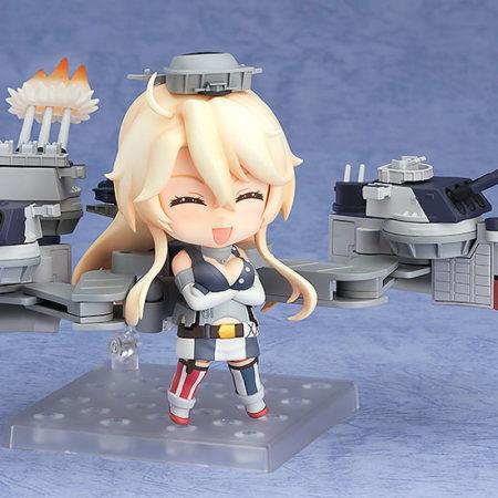 Kantai Collection Nendoroid Action Figure Iowa-4025
