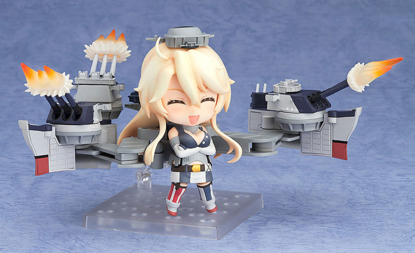 Kantai Collection Nendoroid Action Figure Iowa-4025