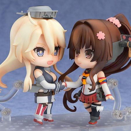 Kantai Collection Nendoroid Action Figure Iowa-4026