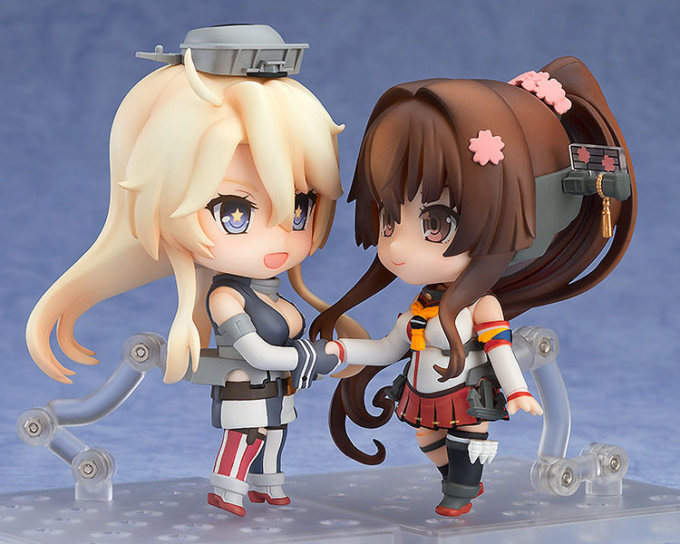 Kantai Collection Nendoroid Action Figure Iowa-4026