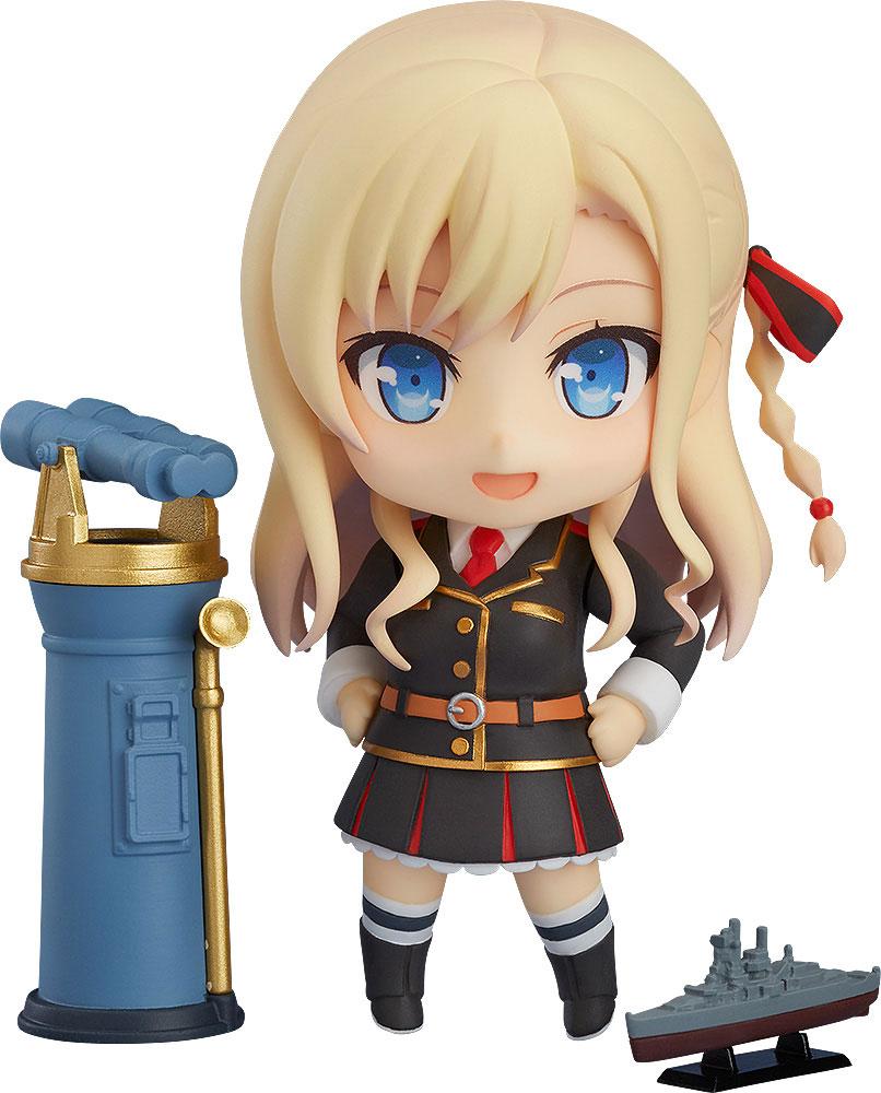 High School Fleet Nendoroid Action Figure Wilhelmina-0
