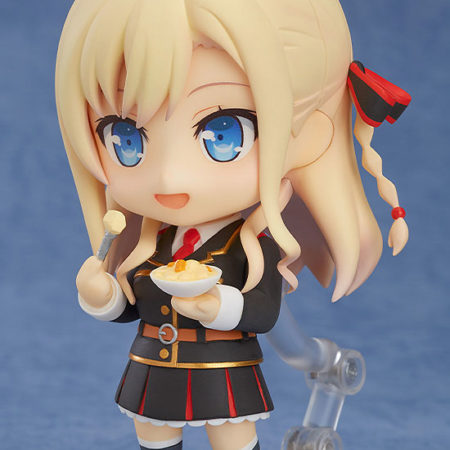 High School Fleet Nendoroid Action Figure Wilhelmina-4205