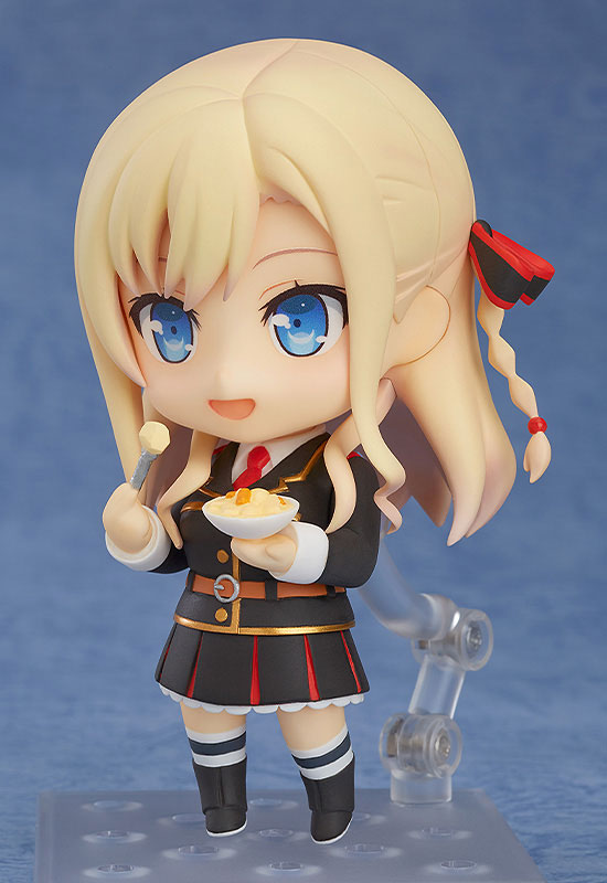 High School Fleet Nendoroid Action Figure Wilhelmina-4205