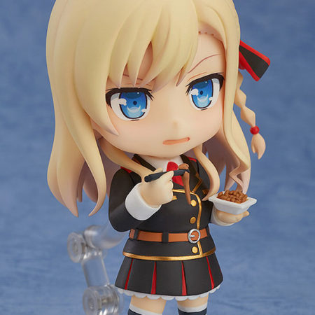 High School Fleet Nendoroid Action Figure Wilhelmina-4201