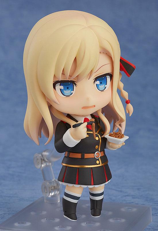 High School Fleet Nendoroid Action Figure Wilhelmina-4201