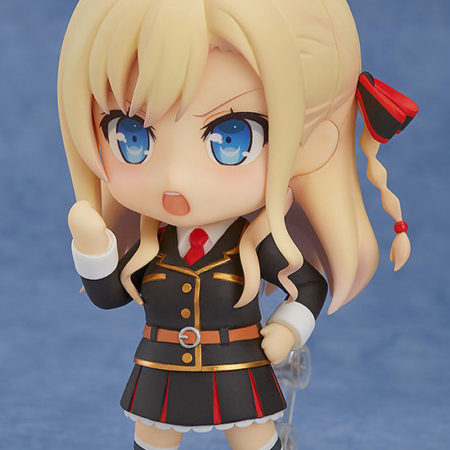 High School Fleet Nendoroid Action Figure Wilhelmina-4203