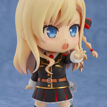 High School Fleet Nendoroid Action Figure Wilhelmina-4202