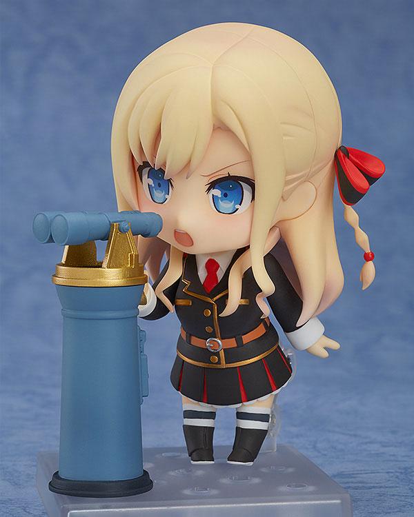 High School Fleet Nendoroid Action Figure Wilhelmina-4200