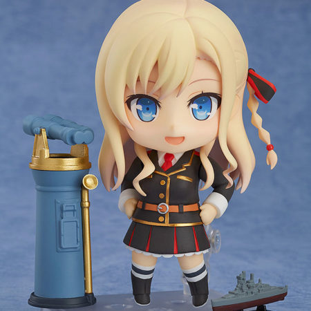 High School Fleet Nendoroid Action Figure Wilhelmina-4199