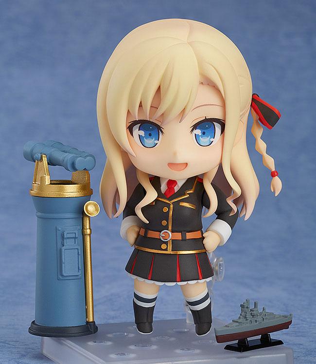 High School Fleet Nendoroid Action Figure Wilhelmina-4199