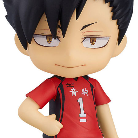 Haikyu!! Third Season Nendoroid Action Figure Tetsuro Kuroo-0