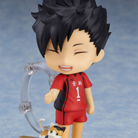 Haikyu!! Third Season Nendoroid Action Figure Tetsuro Kuroo-4090