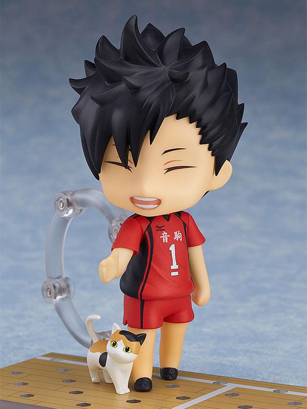 Haikyu!! Third Season Nendoroid Action Figure Tetsuro Kuroo-4090