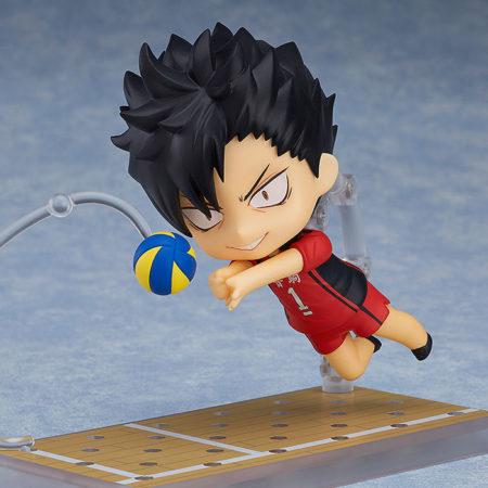 Haikyu!! Third Season Nendoroid Action Figure Tetsuro Kuroo-4092