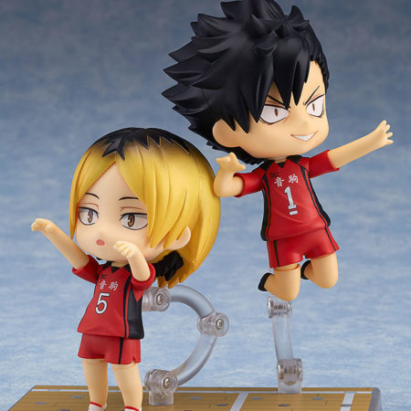 Haikyu!! Third Season Nendoroid Action Figure Tetsuro Kuroo-4091