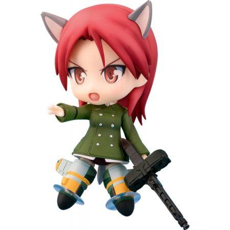Strike Witches 2 Nendoroid Minna-Dietlinde Wilcke -0