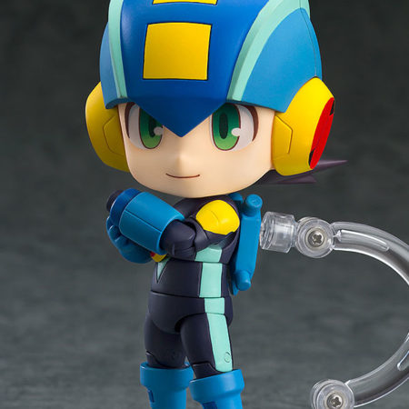 Mega Man Battle Network Nendoroid MegaMan.EXE: Super Movable Edition-4379
