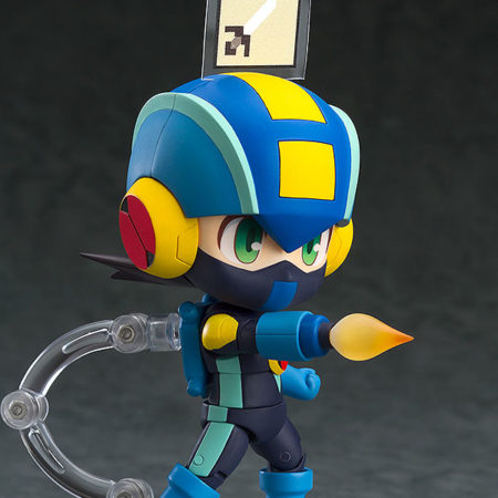 Mega Man Battle Network Nendoroid MegaMan.EXE: Super Movable Edition-4382