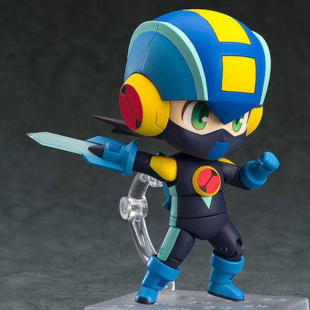 Mega Man Battle Network Nendoroid MegaMan.EXE: Super Movable Edition-4381