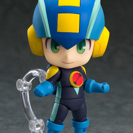 Mega Man Battle Network Nendoroid MegaMan.EXE: Super Movable Edition-4383