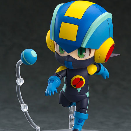 Mega Man Battle Network Nendoroid MegaMan.EXE: Super Movable Edition-4380