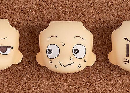 Nendoroid More Decorative Parts for Nendoroid Figures Face Swap 02-4320