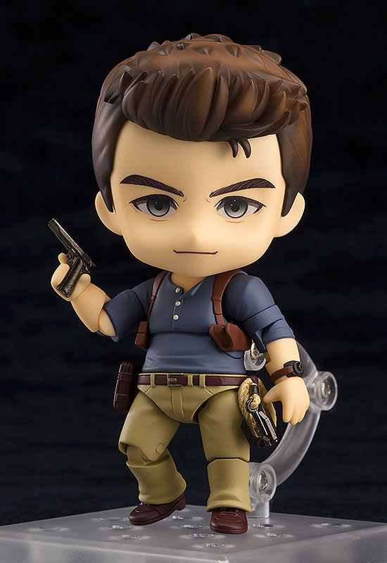 Uncharted 4: A Thief's End Nendoroid Nathan Drake (Adventure Edition)-4309
