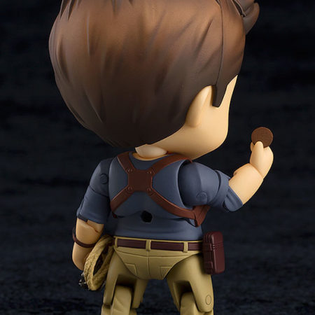 Uncharted 4: A Thief's End Nendoroid Nathan Drake (Adventure Edition)-4310
