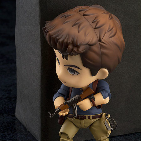 Uncharted 4: A Thief's End Nendoroid Nathan Drake (Adventure Edition)-4308