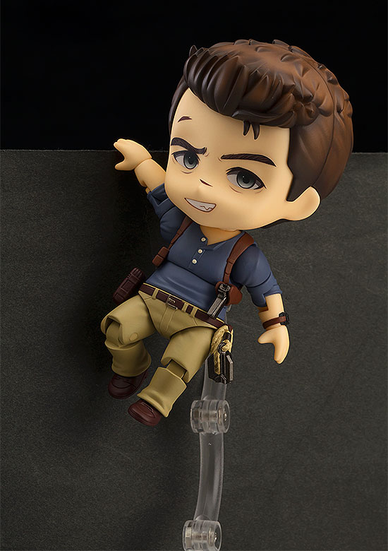Uncharted 4: A Thief's End Nendoroid Nathan Drake (Adventure Edition)-4307