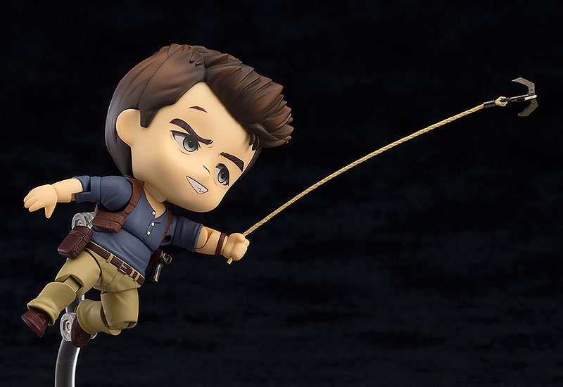 Uncharted 4: A Thief's End Nendoroid Nathan Drake (Adventure Edition)-4306