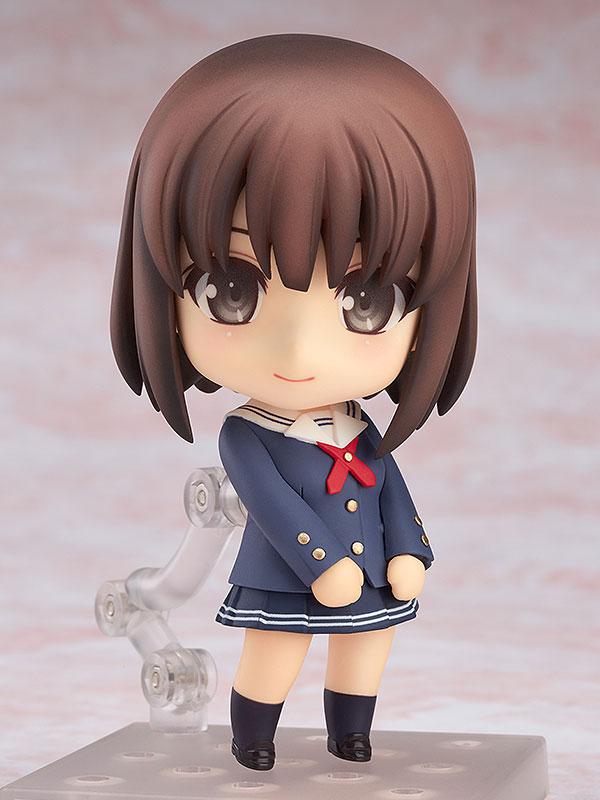 Saekano How to Raise a Boring Girlfriend Nendoroid Action Figure Megumi Kato 10 cm-4305